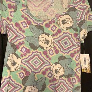 Vintage Wash Minnie Mouse Classic T